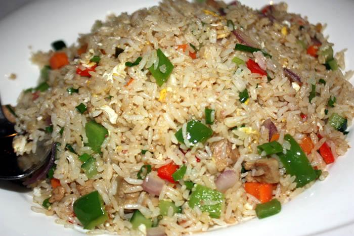 Goose Liver Fried Rice