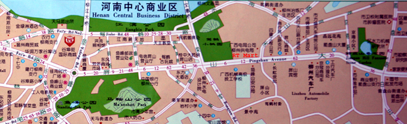 rt mart map