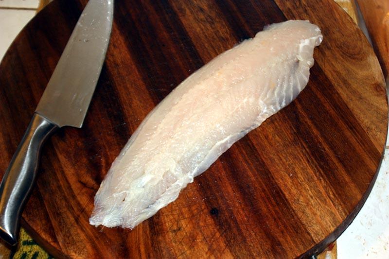 how to cook river cobbler fillets