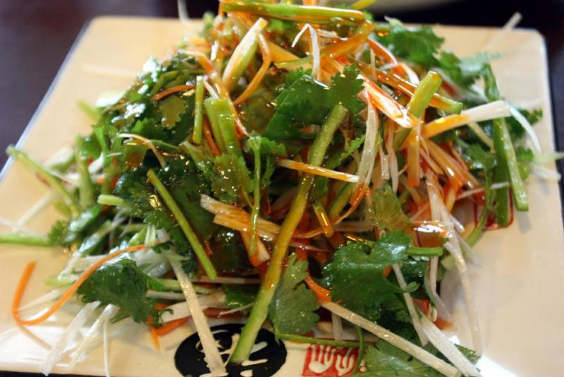 Tiger Salad 老虎采