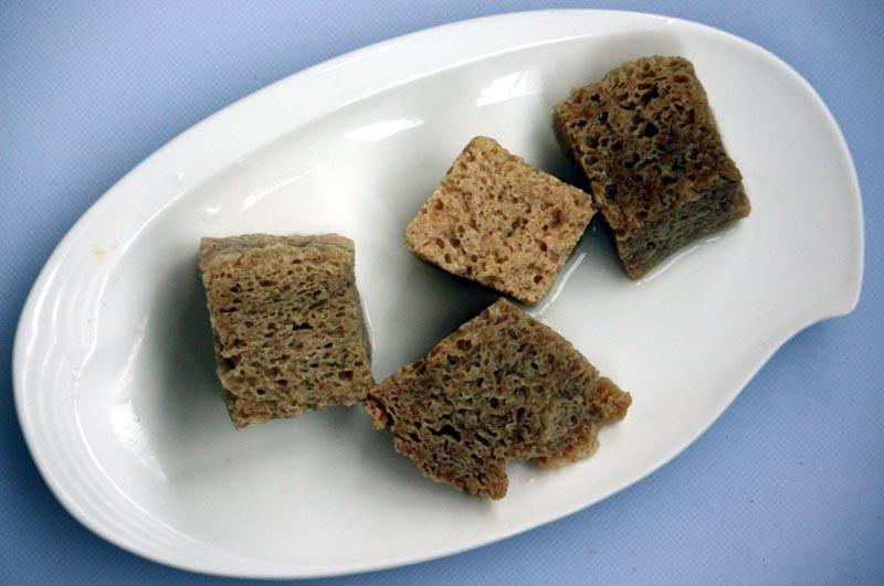 Rehydrated Wheat Gluten