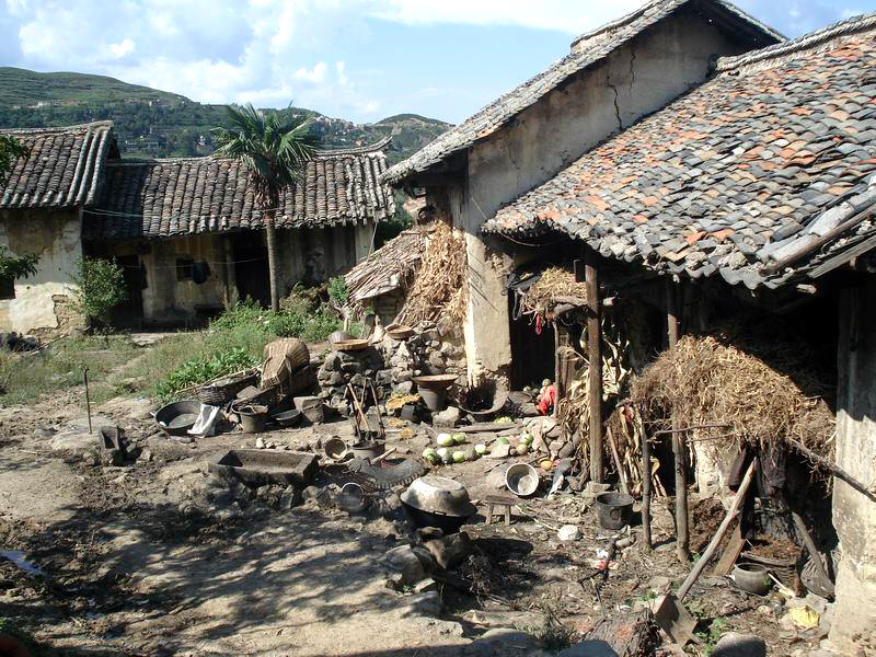 Leprosy Village, China (still occupied by recovered patients)