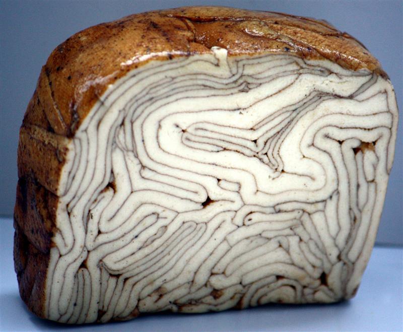 Dried tofu layer cake
