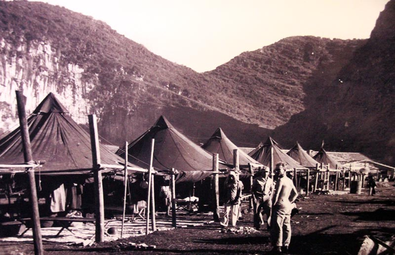 Accommodation for Flying Tigers