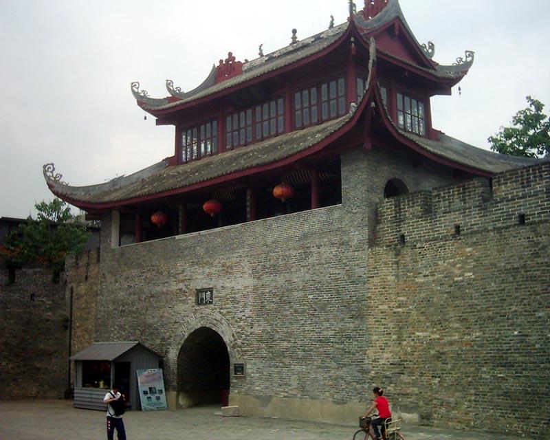 East Gate (东门)