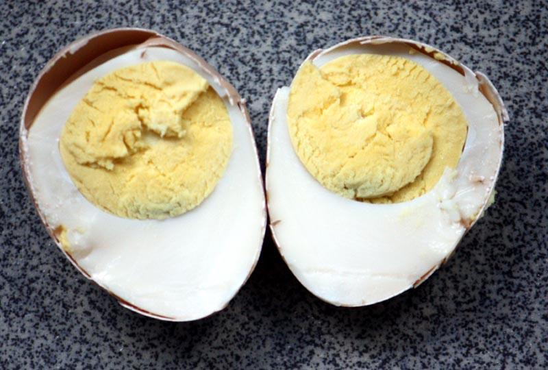 Salted Chicken Egg
